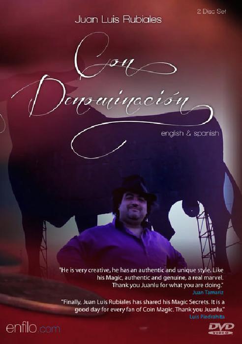RUBIALES - CON DENOMINACIÓN  (2 DVD)