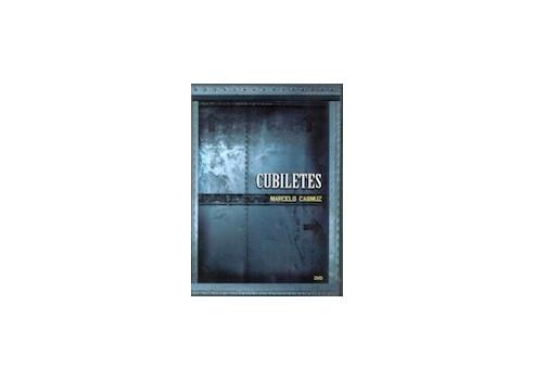 CUBILETES DVD - MARCELO CASMUZ