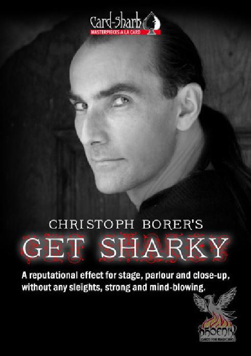 GET SHARKY  (PARLOUR) - CHRISTOPH BORER