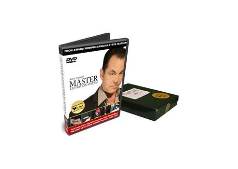 MASTER LEVITATION STEVE FEARSON - DVD...