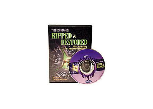 RIPPED & RESTORED - YVES DOUMERGUE DVD
