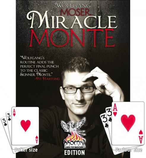 MOSER MIRACLE MONTE (POKER PHOENIX)