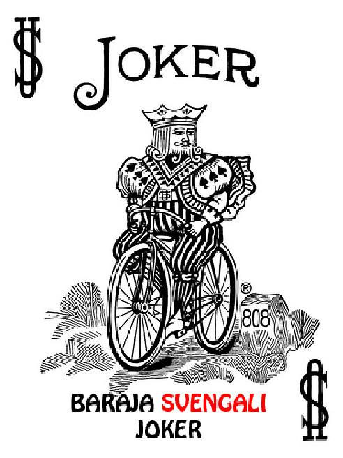 BARAJA SVENGALI/ RADIO DE JOKERS