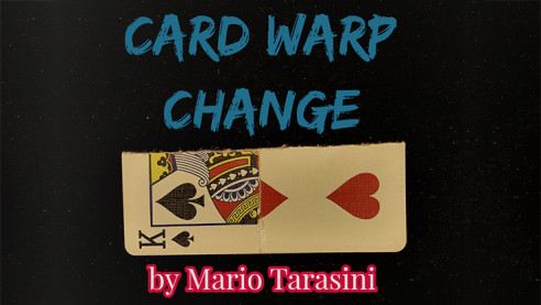 Card Warp Change by Mario Tarasini...