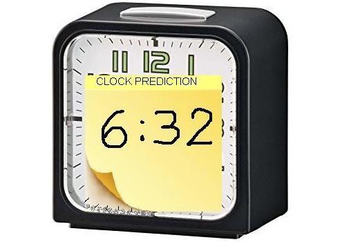 CLOCK PREDICTION