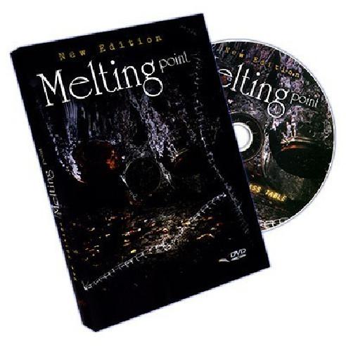 MELTING POINT DVD + GIMMICKS...