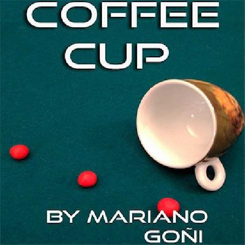 COFFEE CUP - MARIANO GOÑI