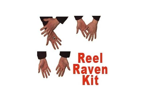 PACK REEL RAVEN + DVD DELUXE