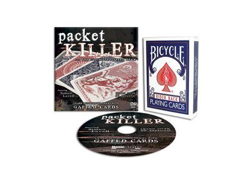 PACKET KILLER (SIMON LOVELL)