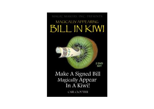 BILLETE EN EL KIWI + EXTRAS - 2 DVD
