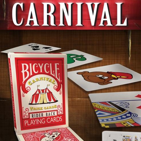 BARAJA CARNIVAL BICYCLE + DVD