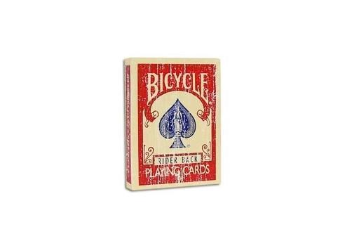 BARAJA ANTIGUA BICYCLE (ROJA) -...