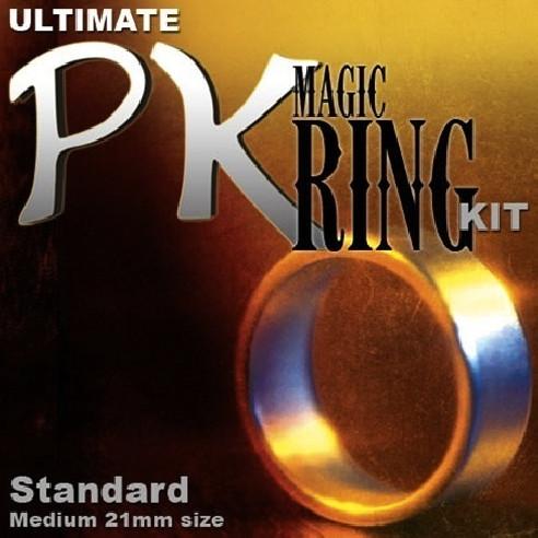 PK RING (21mm) + DVD