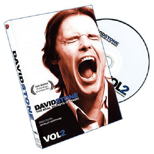DAVID STONE, REAL SECRETS OF MAGIC 2...