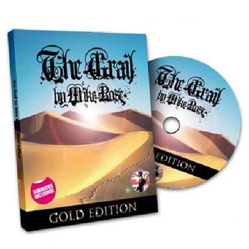 THE GRAIL GOLD EDITION + DVD (CARTA...