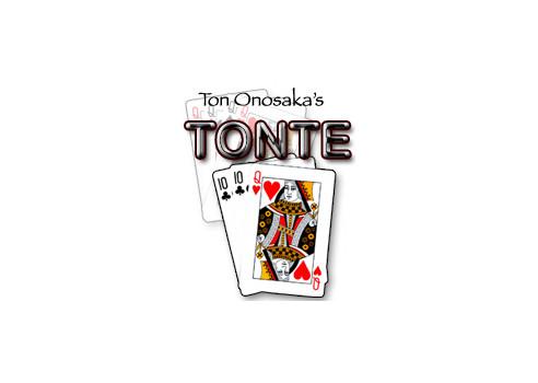 TONTE (CARTAS JUMBO) - TON ONOSAKA