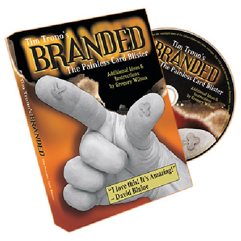 BRANDED + DVD