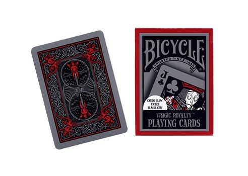CARTAS TRÁGICAS DE BICYCLE