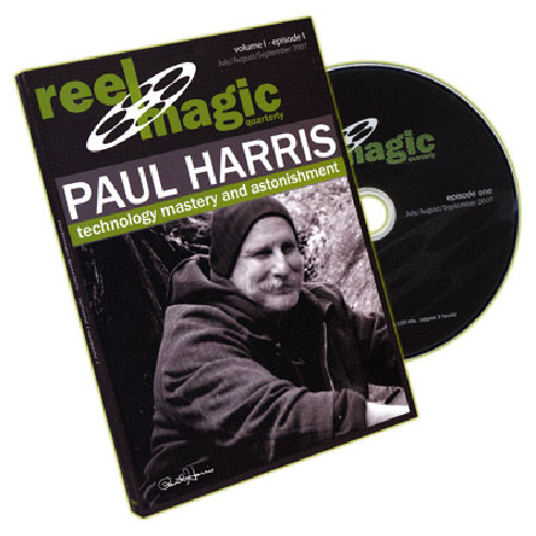 REEL MAGIC 1 - PAUL HARRIS