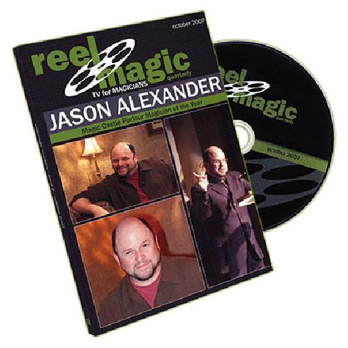 REEL MAGIC 2 - JASON ALEXANDER