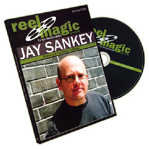 REEL MAGIC 3 - JAY SANKEY