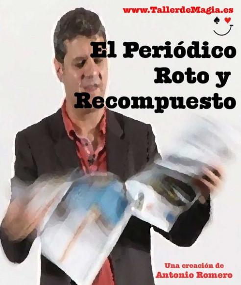 PERIÓDICO ROTO Y RECOMPUESTO PLUS...