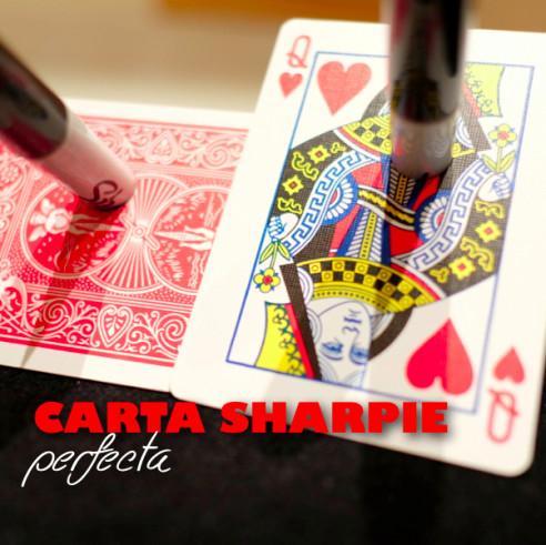 CARTA SHARPIE PERFECTA (AUTOMÁTICA) -...