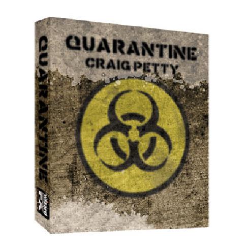 CUARENTENA, GIMMICK + DVD - CRAIG PETTY