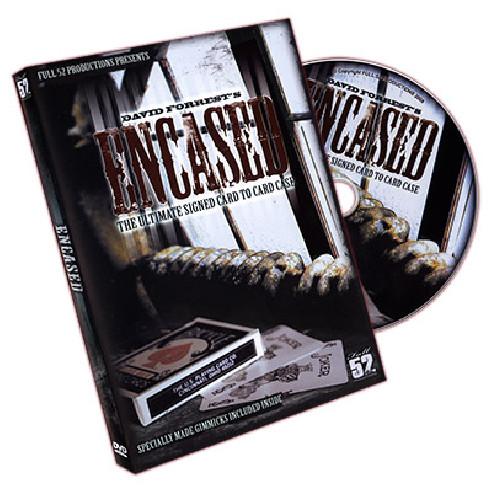 ENCASED POR DAVID FORREST - DVD