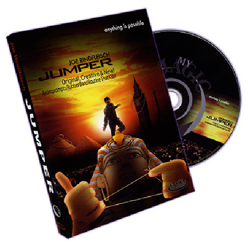 JUMPER - JOE RINDFLEISCH DVD