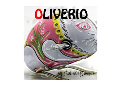 OLIVERIO BY ANTONIO ROMERO