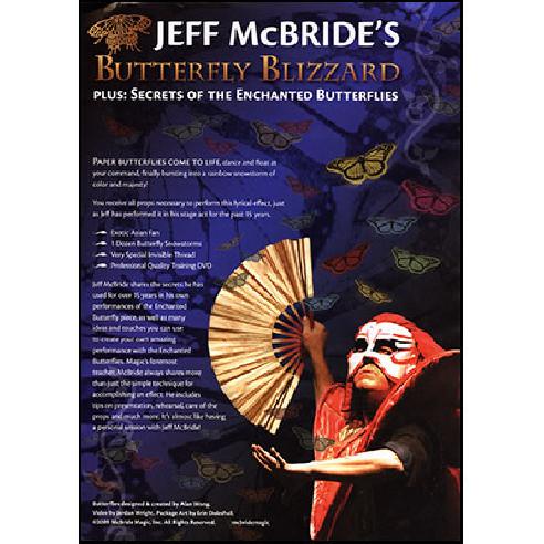 MARIPOSAS (DVD + ACCESORIOS) - JEFF...