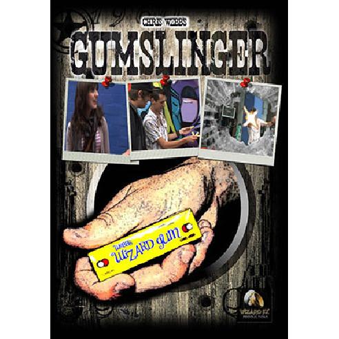 GUMSLINGER (DVD + GIMMICKS)