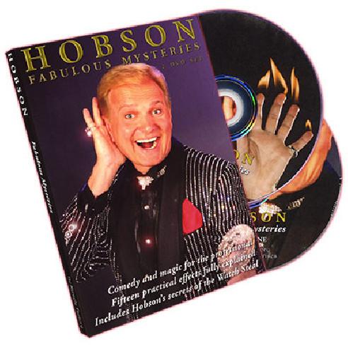 HOBSON: MISTERIOS FABULOSOS (2 DVD)