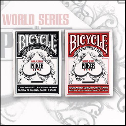 BARAJA BICYCLE WORLD SERIES OF POKER...