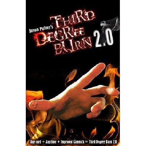 QUEMADURA DE TERCER GRADO 2.0  (DVD +...