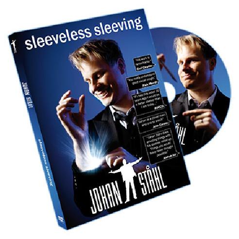 SLEEVELESS SLEEVING - JOHAN STAHL DVD