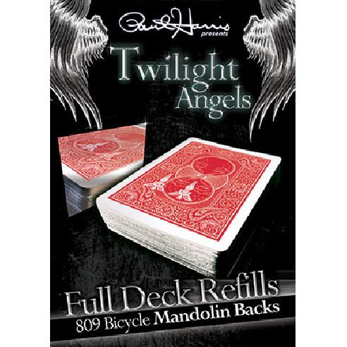 ANGEL TWILIGHT (BARAJA COMPLETA ROJA)...