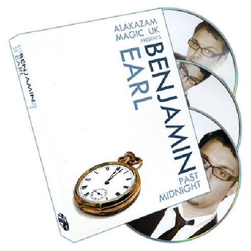 PAST MIDNIGHT (3 DVD SET) - BENJAMIN...