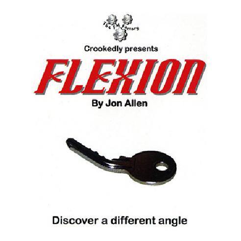 FLEXION (GIMMICK + DVD) - JOHN ALLEN