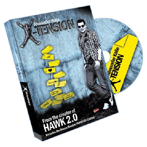 X-TENSION (DVD + GIMMICKS) - ALEX KOLLE