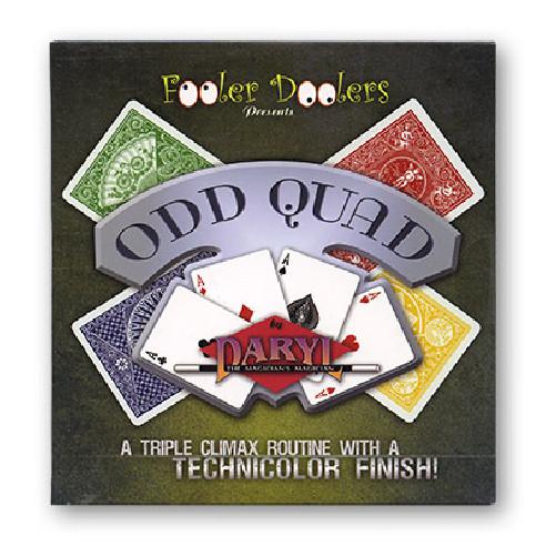 ODD QUAD - DARYL (CARTAS +DVD)
