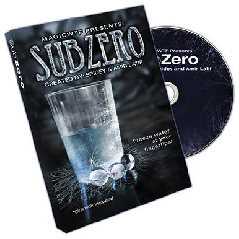 SUB-ZERO (DVD + GIMMICK)