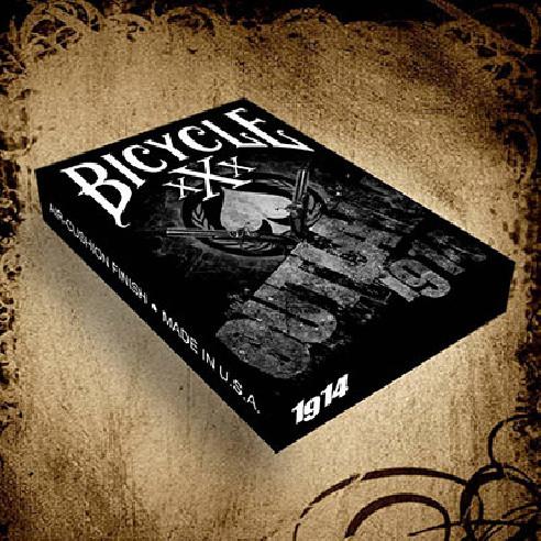 BARAJA BICYCLE OUTLAW