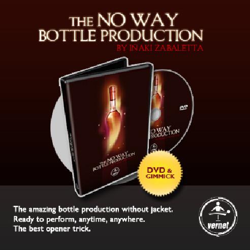 NO WAY BOTTLE - IÑAKI ZABALETA (DVD +...