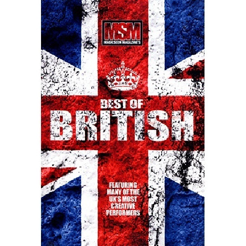 BEST OF BRITISH - LIBRO