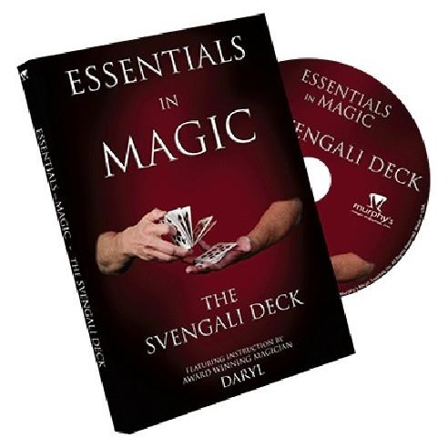 ESSENTIALS SVENGALI - DVD