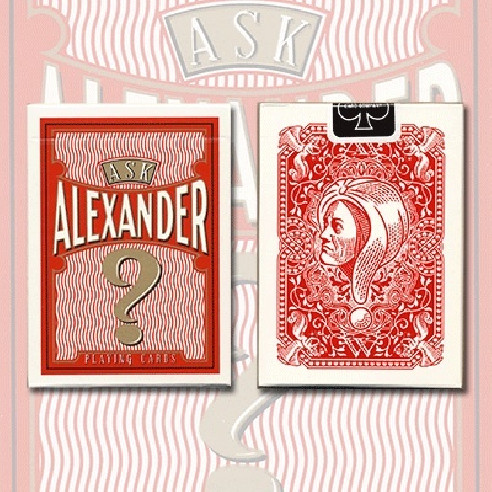 BARAJA ASK ALEXANDER - CONJURING ARTS