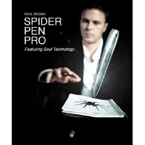SPIDER PEN PRO + DVD  - YIGAL MESIKA