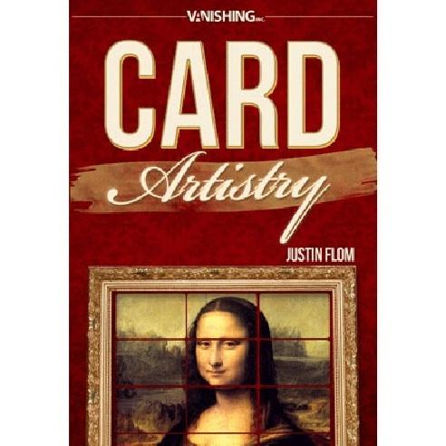 CARD ARTISTRY - MONA LISA